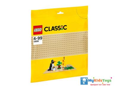 LEGO Classic 10699 Zandkleurige bouwplaat 32 x 32 noppen
