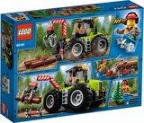 LEGO City 60181 Bostractor verpakking achterkant
