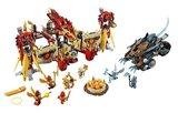 LEGO Chima 70146 Phoenix Vuurtempel