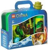 LEGO Lunchset Chima: groen