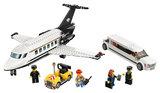 Inhooud LEGO City 60102 Vliegveld VIP service