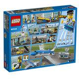 LEGO City 60104 Vliegveld passagiersterminal