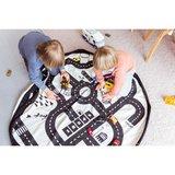 Play and Go Speelgoedkleed en opbergzak - layout roadmap