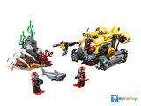 inhoud LEGO City 66522 Diepzee Explorers Super Pack