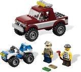 Inhoud 4437 Lego City Politieachtervolging
