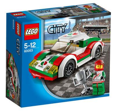 LEGO City 60053 Racewagen