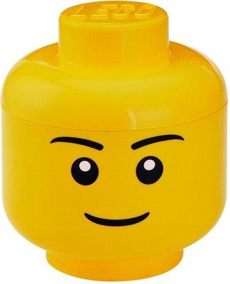 LEGO Opberghoofd jongen klein