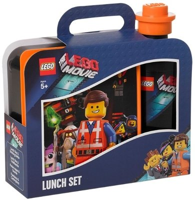 LEGO the Movie Lunchset