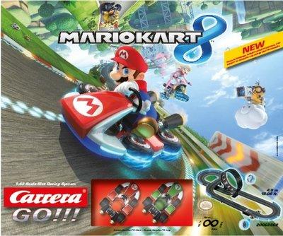 Carrera Go!!! Nintendo Mario Kart 8: 4,9 meter