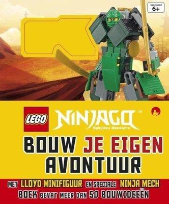 LEGO Ninjago Spinjitzu Meesters - Bouw je eigen avontuur