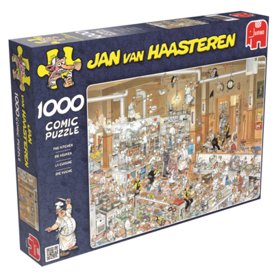 Jumbo Puzzel JvH: De Keuken 1000 stukjes