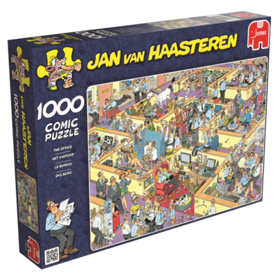 Jumbo Puzzel JvH: Het Kantoor 1000 stukjes