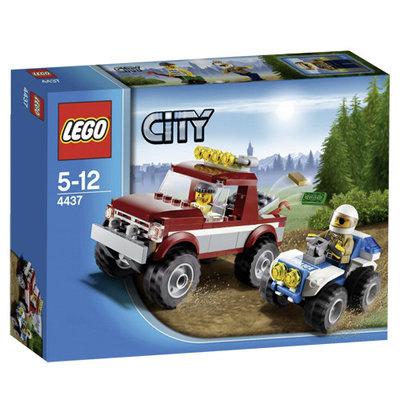 LEGO City 4437 Politieachtervolging