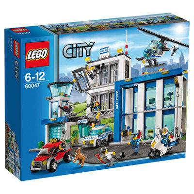 LEGO City 60047 Politiebureau