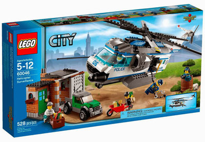 LEGO City 60046 Helibewaking