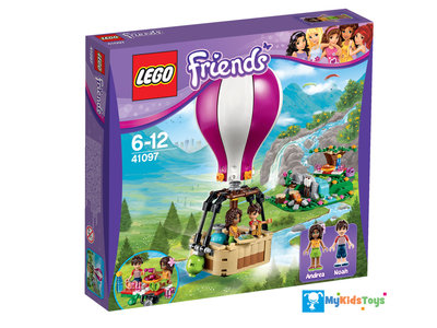 LEGO Friends 41097 Heartlake luchtballon