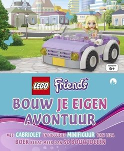 LEGO Friends boek - Bouw je eigen avontuur