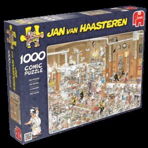 Jan van Haasteren De Keuken 1000 puzzelstukjes