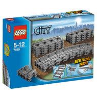 LEGO City 7499 Flexibele rails | MyKidsToys.nl